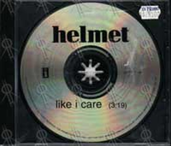 HELMET - Like I Care - 1