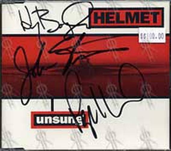 Helmet unsung single