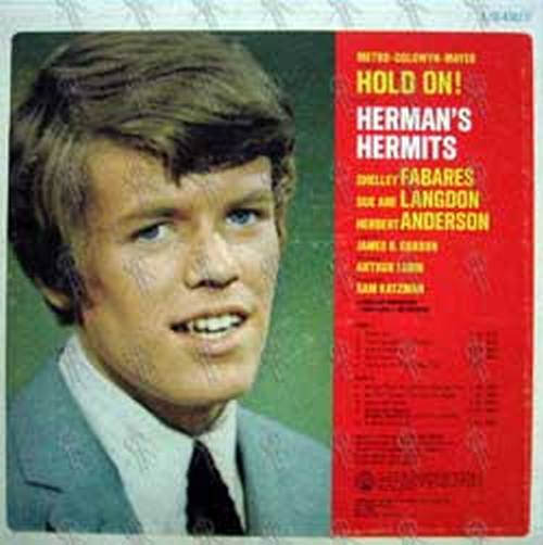 HERMAN'S HERMITS - Hold On! - 2