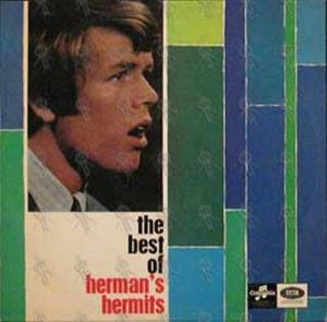 HERMAN'S HERMITS - The Best Of Herman's Hermits - 1