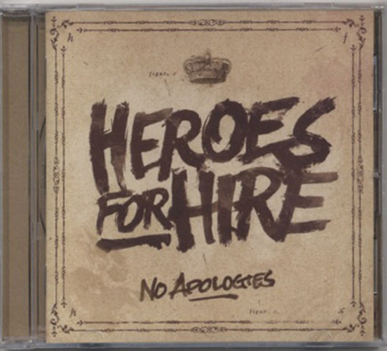 HEROES FOR HIRE - No Apologies - 1
