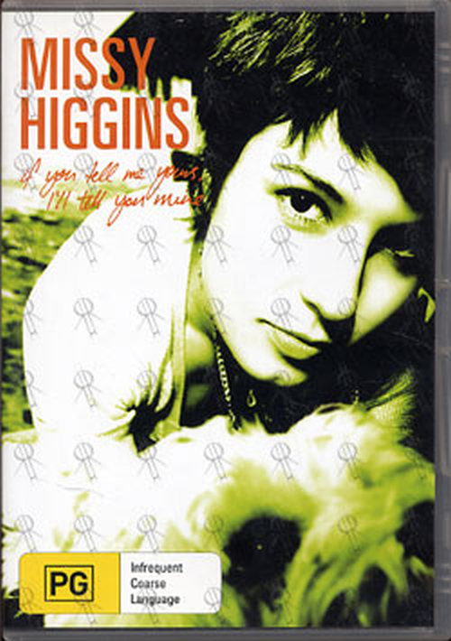 HIGGINS-- MISSY - If You Tell Me Yours