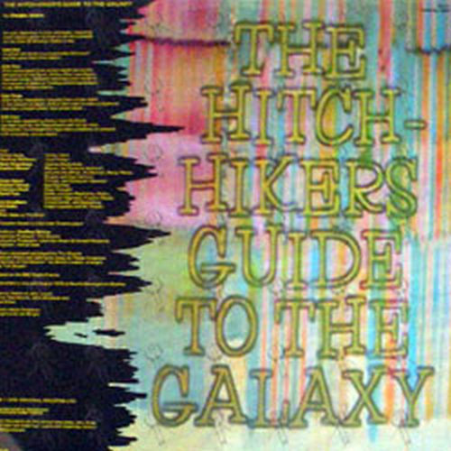 Hitchhiker S Guide To The Galaxy The Don T Panic 12