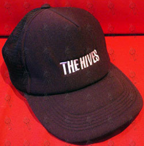 HIVES-- THE - Black Embroidered Truckers Cup - 1