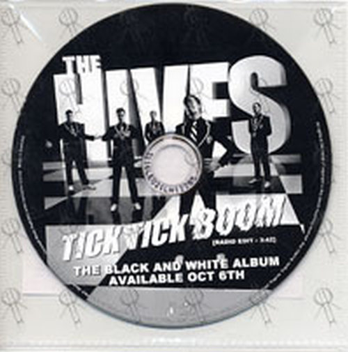 HIVES-- THE - Tick Tick Boom - 1