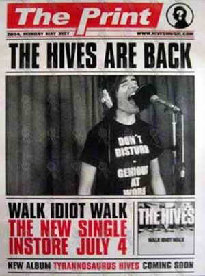 Hives The Products Rare Records