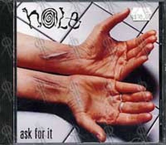 HOLE - Ask For It EP - 1