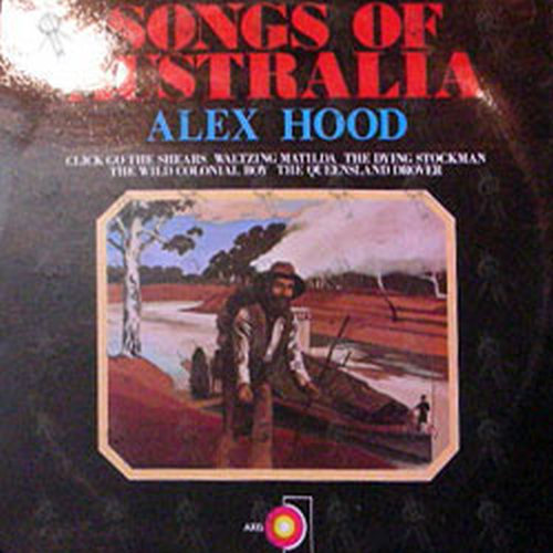 HOOD-- ALEX - Songs Of Australia - 1