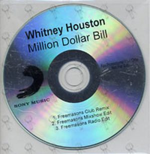 HOUSTON-- WHITNEY - Million Dollar Bill - 1