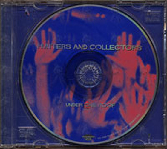 Hunters And Collectors Under One Roof Album Cd Rare