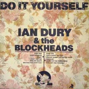 Ian dury and the blockheads products rare records ian dury and the blockheads do it yourself 1 solutioingenieria Gallery