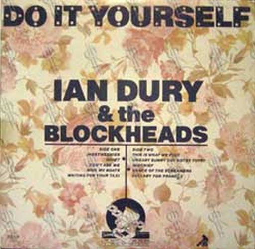 IAN DURY AND THE BLOCKHEADS - Do It Yourself - 1