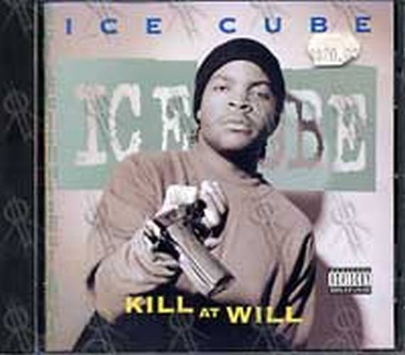 ICE CUBE - Kill At Will - 1