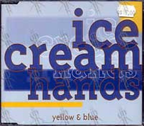 ICECREAM HANDS - Yellow And Blue - 1