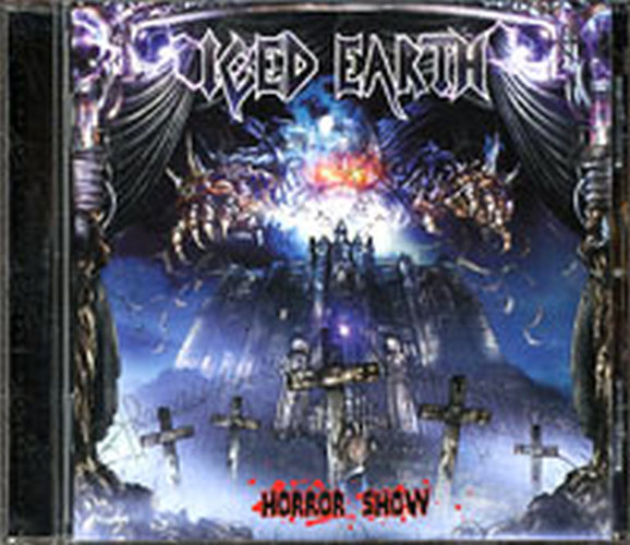 Iced Earth Alive In Athens 12 Inch Lp Vinyl Rare