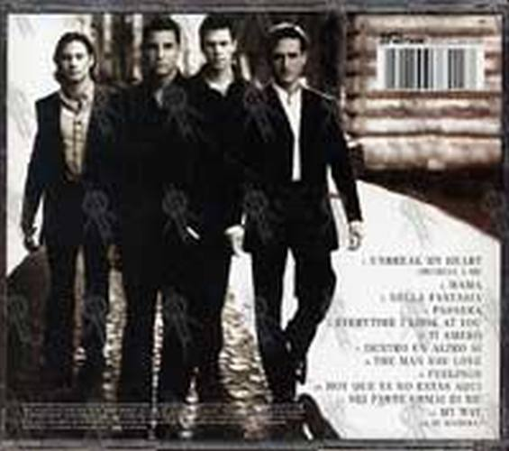 Il divo il divo album cd rare records - Album il divo ...
