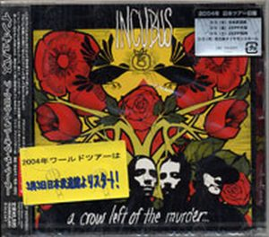 INCUBUS - Live At Lollapalooza 2003 (Album, CD) | Rare Records A Crow Left Of The Murder