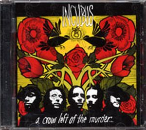 INCUBUS - A Crow Left Of The Murder - 1