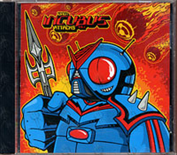 INCUBUS - When Incubus Attacks: Vol. 1 (CD, Single / EP ...