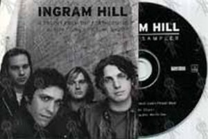 INGRAM HILL - 4 Tracks From 'June's Picture Show' - 1
