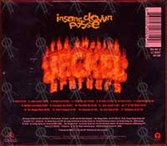 an analysis of the amazing jeckel brothers Insane clown posse performing live on the amazing jeckel brothers tour in 1999.