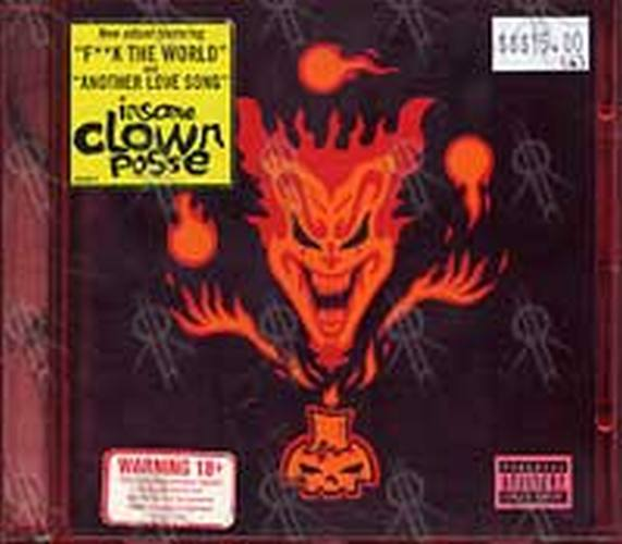 INSANE CLOWN POSSE - The Amazing Jeckel Brothers - 1