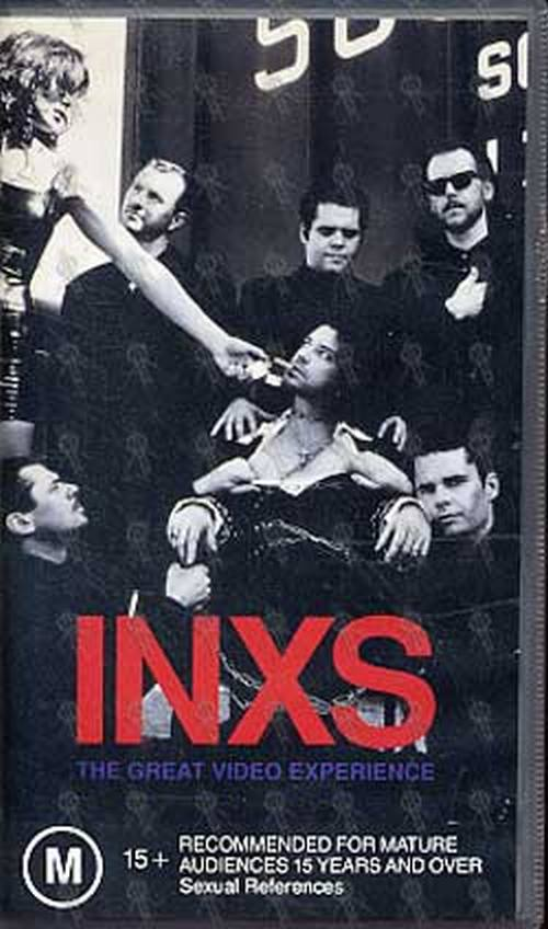 INXS - The Great Video Experience - 1
