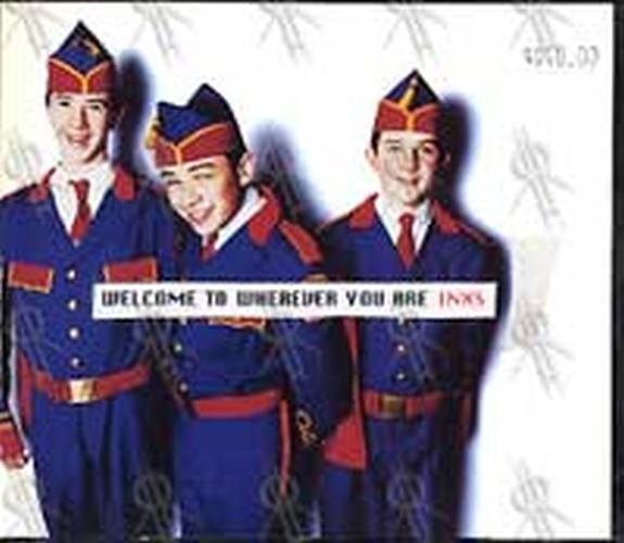 INXS - Welcome To Wherever You Are - 1