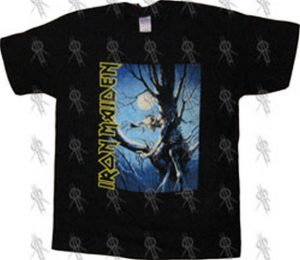 IRON MAIDEN - Black 'Fear Of The Dark' T-Shirt - 1