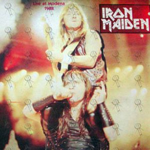 IRON MAIDEN - Live At Modena 1988 - 1