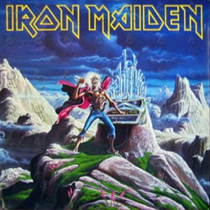 IRON MAIDEN - Run To The Hills - 1