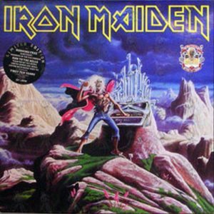 IRON MAIDEN - Running Free-Run To The Hills - 1