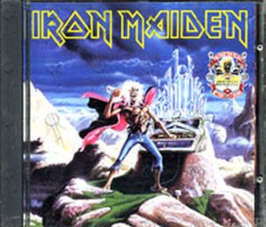 IRON MAIDEN - Running Free / Run To The Hills - 1