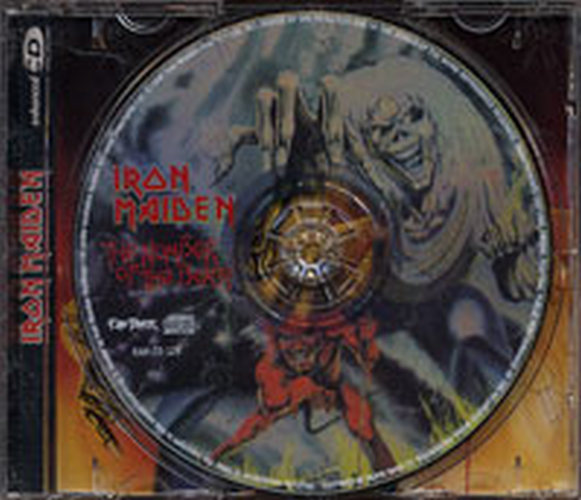 0bab69de IRON MAIDEN - The Number Of The Beast (Album, CD) | Rare Records