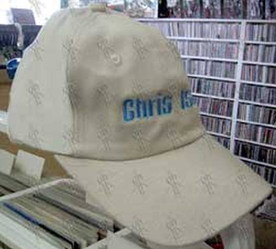 ISAAK-- CHRIS - 'Always Got Tonight' White Embroidered Cap - 1