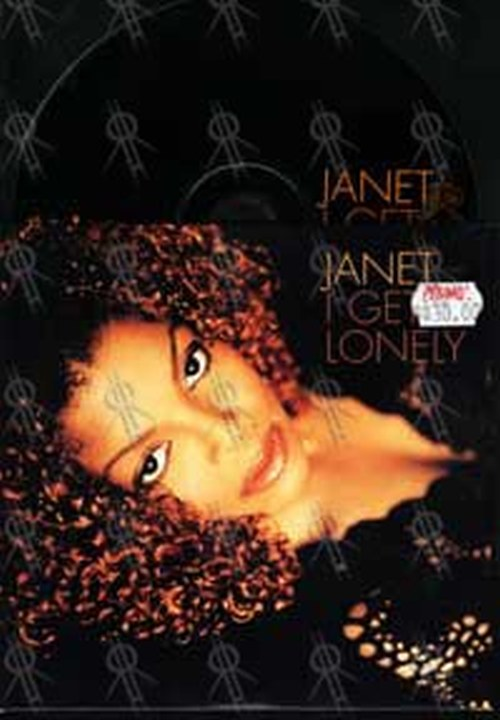 JACKSON-- JANET - I Get Lonely - 1