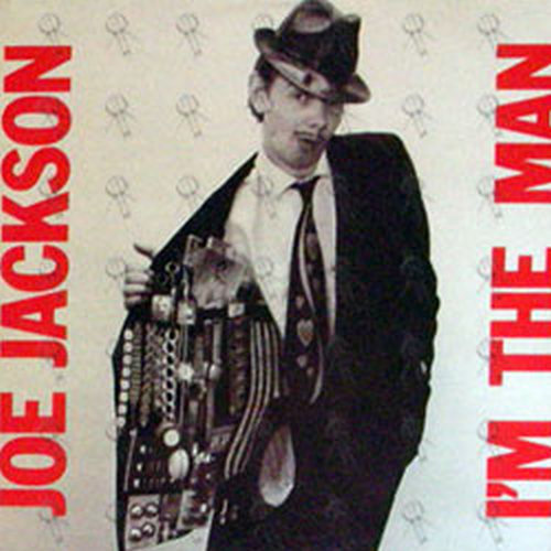 JACKSON-- JOE - I'm The Man - 1