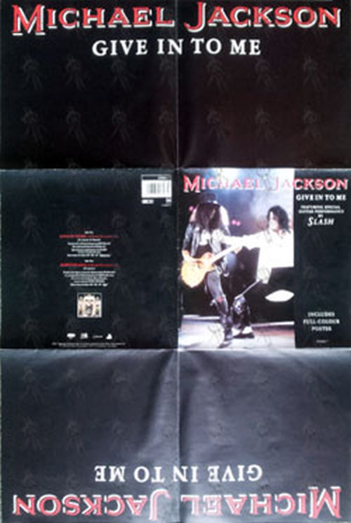 JACKSON-- MICHAEL - Give In To Me - 4