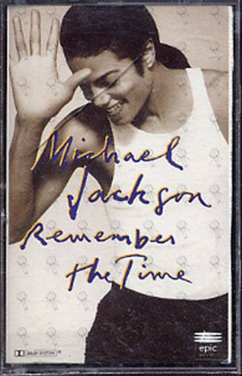 JACKSON-- MICHAEL - Remember The Time - 1