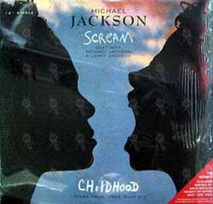 JACKSON-- MICHAEL - Scream (Duet With Janet Jackson) / Childhood - 1