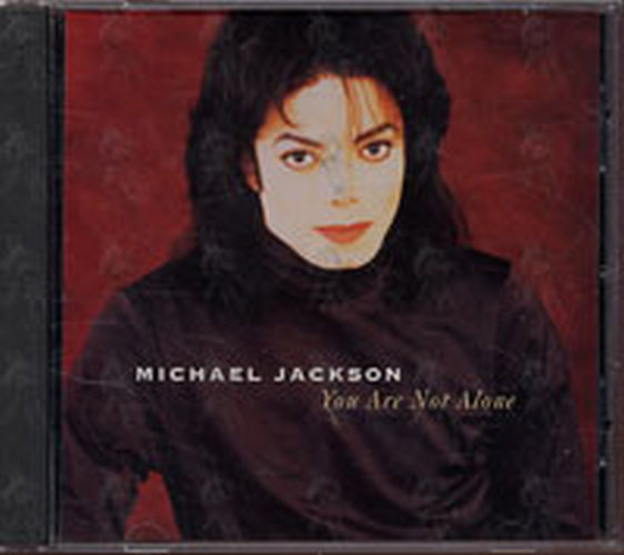 JACKSON-- MICHAEL - You Are Not Alone - 1