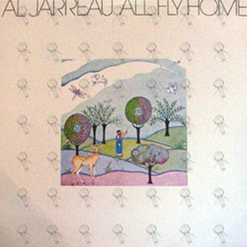 JARREAU-- AL - All Fly Home - 1
