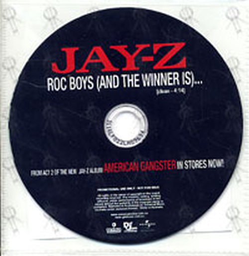 JAY-Z - Roc Boys (And The Winner Is)... (clean) - 1