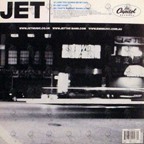 Jet Are You Gonna Be My Girl Official