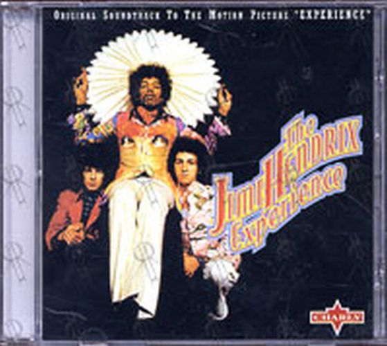 """JIMI HENDRIX EXPERIENCE-- THE - Original Soundtrack To The Motion Picture """"Experience"""" - 1"""