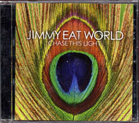 JIMMY EAT WORLD - Chase This Light (Album, CD) | Rare Records