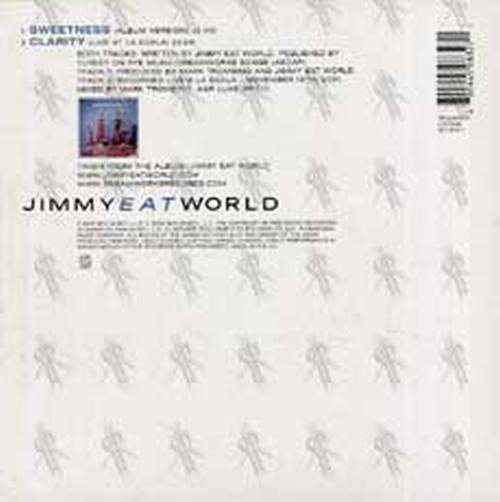 JIMMY EAT WORLD - Sweetness (7 Inch, Vinyl) | Rare Records