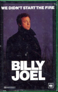 JOEL-- BILLY - We Didn't Start The Fire - 1