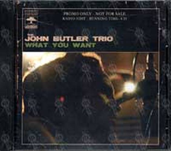 JOHN BUTLER TRIO-- THE - What You Want - 1