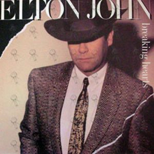 JOHN-- ELTON - Breaking Hearts - 1